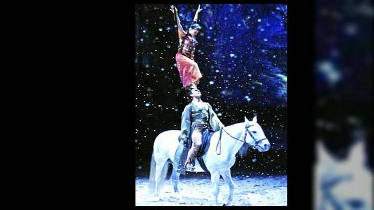 Cavalia Horse Show Spectacle Rivals Cirque Du Soleil Top Equestrian Circ...