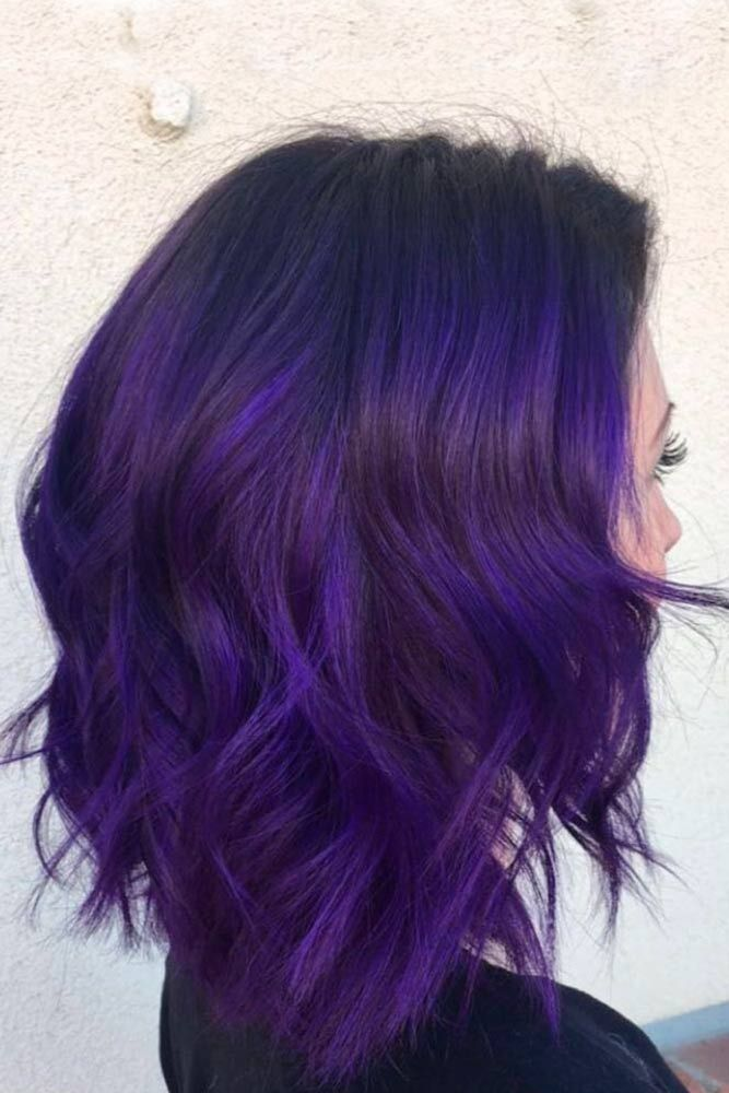 Pastel Purple Hair Youll Want to Wear ★ See more: http://lovehairstyles.com/pastel-purple-hair-you-want-wear/