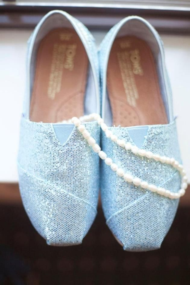 Blue Toms for something blue at your wedding Taylor.Made.Art Wedding Photography