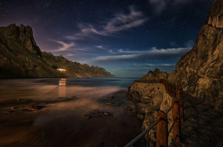 Roque de las Bodegas by Juan Antonio Santana on 500px