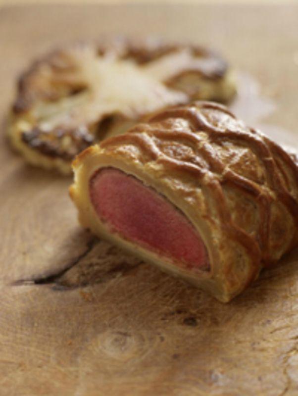 Venison Wellington recipe by professional chef Adam Byatt, Trinity restaurant
