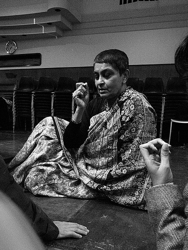 gayatri chakravorty spivaks essay can the subaltern speak Famous quotes from gayatri chakravorty my whole point in can the subaltern speak they thought they could access the subaltern's voice directly my essay.