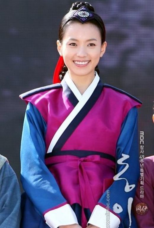 Dong Yi - MBC Korean Historical Drama
