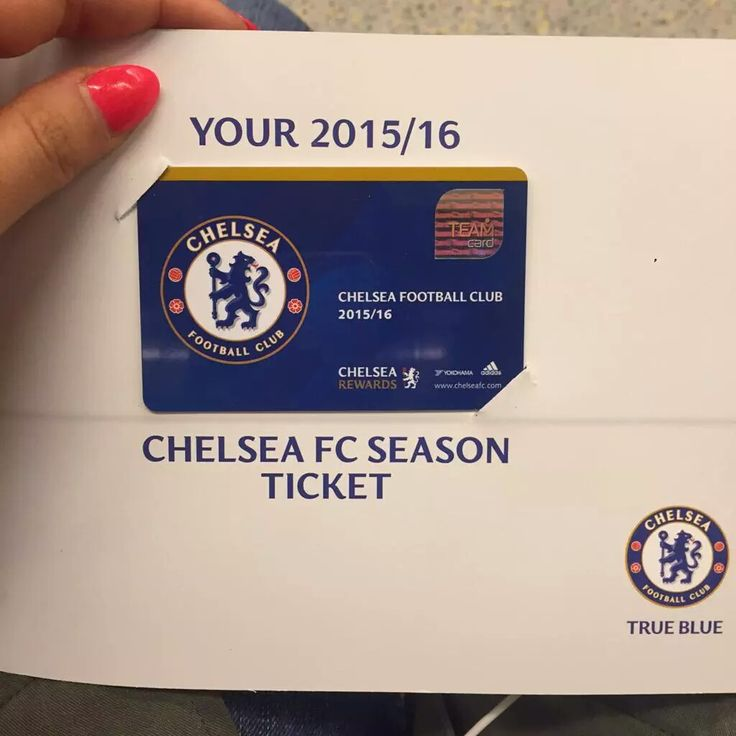 fc chelsea tickets