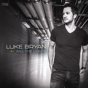 luke bryan kill the lights cover and track list