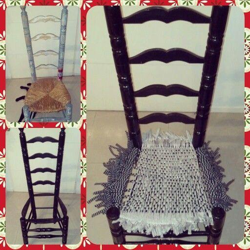 Mi vieja nueva silla