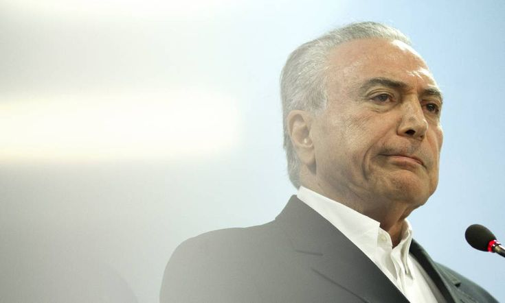 Petrobras scandal: Pressure mounts on Brazil's Temer as lawyers vote for impeachment | In English | EL PAÍS