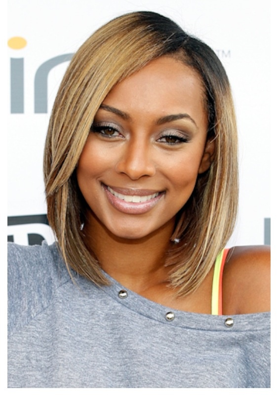 Amazing 1000 Images About Keri Hilson Hairstyles On Pinterest Bobs Short Hairstyles For Black Women Fulllsitofus