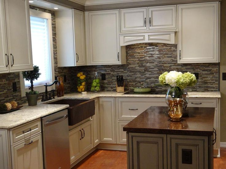 HGTV.com shares our best small kitchen makeovers from HGTV's Kitchen Cousins, Property Brothers and more.