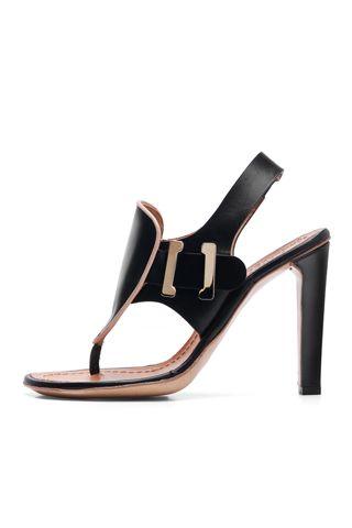 Chloé Spring 2012 shoes
