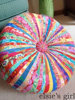 17 Best Images About Tuffet On Pinterest Floor Cushions