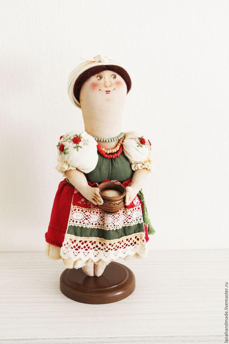 Купить Кукла в этно стиле. Маруся. - комбинированный, этностиль, народный стиль, народная кукла
