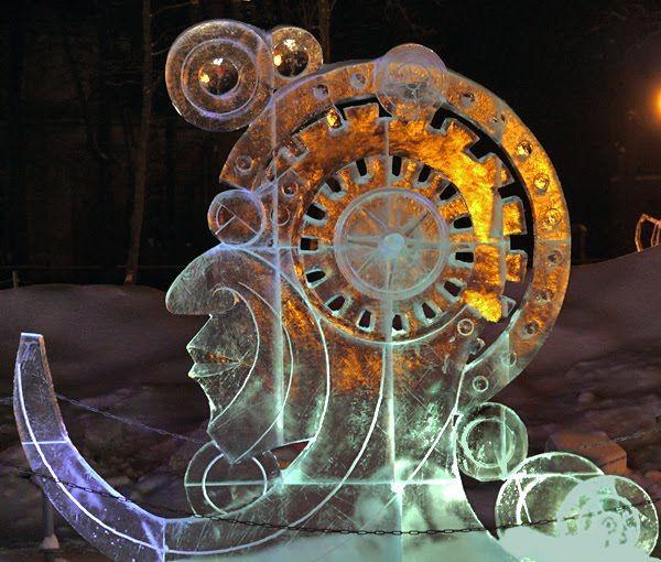 Ледяное творчество Antti Pedrozo / Финляндия славится своими суровыми зимами, которые выдают в неограниченном количестве прекрасные материалы для творчества снег и лед. Зачастую снежное творчество объединяет многих людей (трудно в одиночку построить ярангу из снега или залить ...