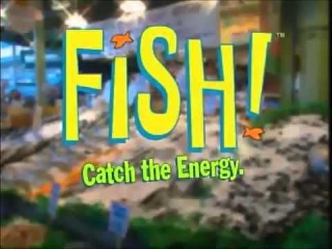 fish philosophy - YouTube