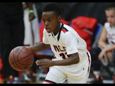 Lebron James' Son Got Game: Lebron James' 11 year old son. Lebron James Jr Highlights