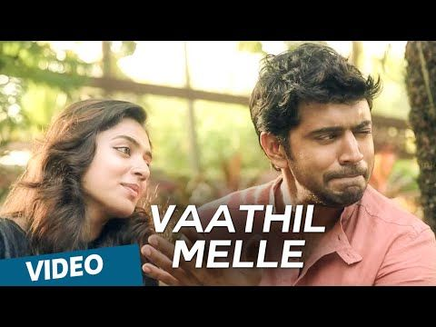 Neram (Malayalam) : Vaathil Melle Video Song   Nivin, Nazriya Nazim