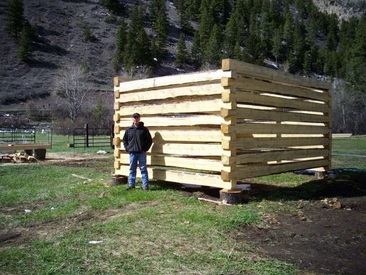 Dream home log cabin diy