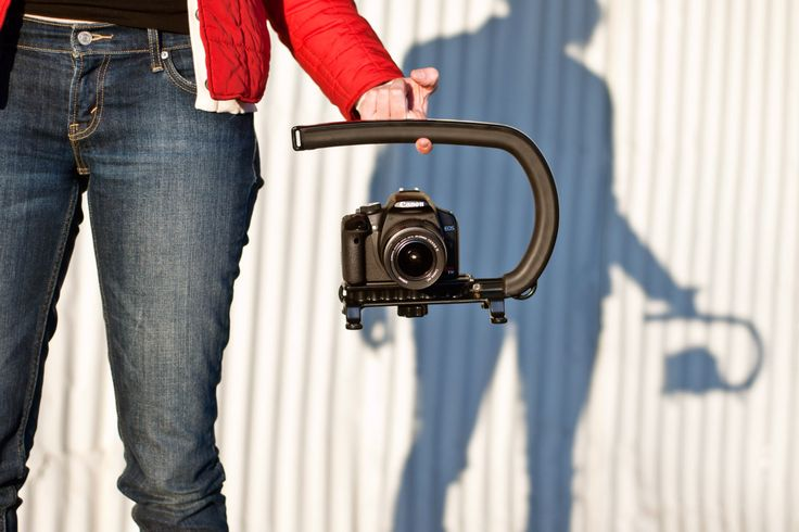 stabilizer for action. so small & light. fantastic.
