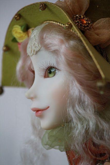 Кукольная мастерская ANNADAN: АДЕЛЬ