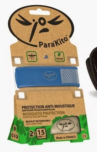 Para'Kito Natural Mosquito Protection Band - Amcal Chempro Online Chemist