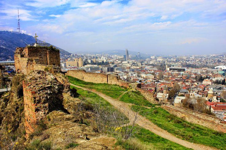Tbilisi | თბილისი w K'alak'i T'bilisi