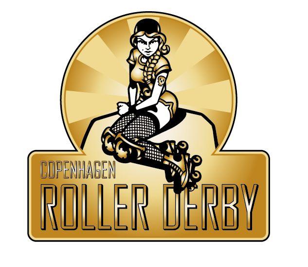 Logo for Copenhagen Roller Derby