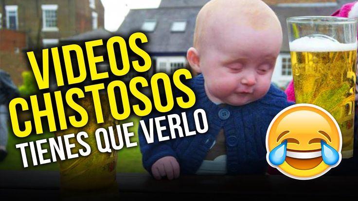 VIDEOS CHISTOSOS DE CAIDAS Y GOLPES 2017, Recopilacion de videos de risa...