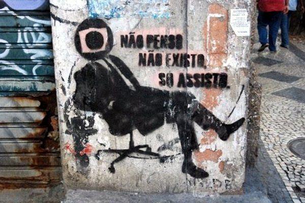Graffiti poético: uma leitura do graffiti brasileiro