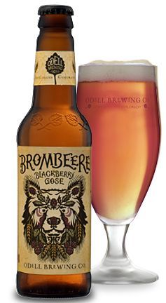 """Odell Brewing Co - Brombeere  Blackberry Gose <a class=""""pintag searchlink""""…"""