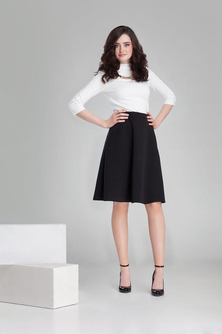 Nowa kolekcja #danhen #jesienzima2014 #fw2014 #fashion #black&white