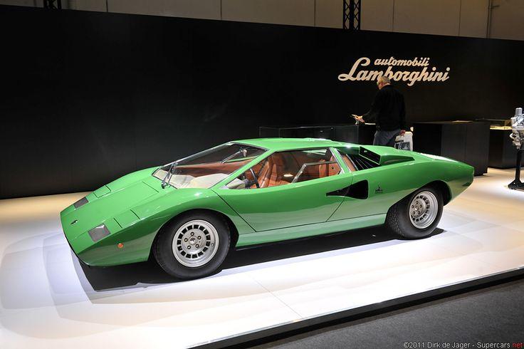First Gen Lamborghini Countacj Lp400 Quot Periscopo Quot Cool