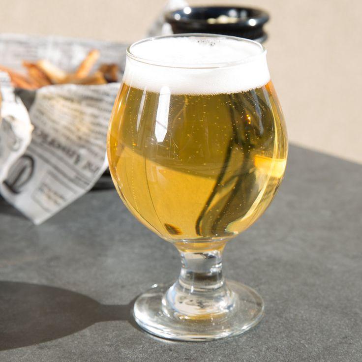 Libbey 3807 13 oz. Belgian Beer Glass - 12/Case