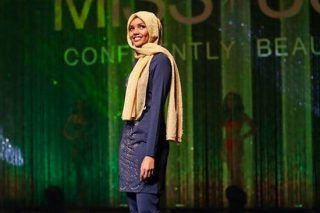 Miss USA Contestant Makes History By Wearing Burkini Swimsuit - http://viralfeels.com/miss-usa-contestant-makes-history-by-wearing-burkini-swimsuit/