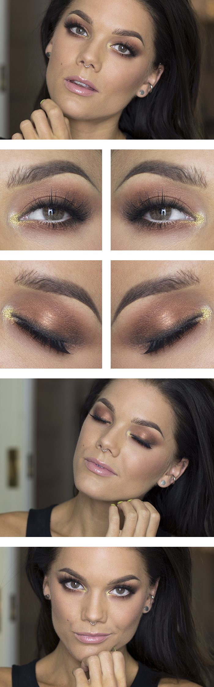 20 Best Nyx Love In Paris Tutorials Images On Pinterest
