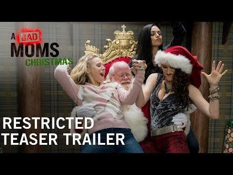 Risque Trailer Released for 'A Bad Moms Christmas' | FangirlNation Magazine