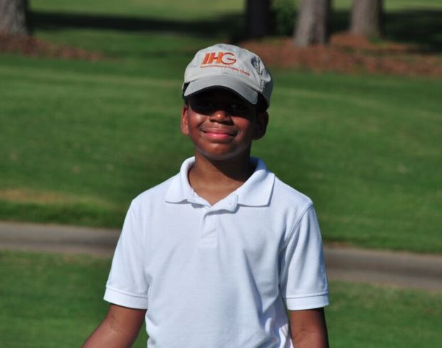 The Junior Golf Tournament at The Oaks Course