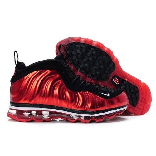 Best Seller Nike Foamposite One Fusion Glow Red Man Shoes For $68.99 Go To:  http