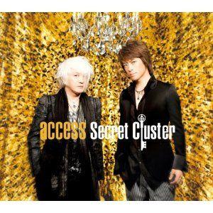 Secret Cluster(初回限定盤A)~photo by Tanka Kazuco