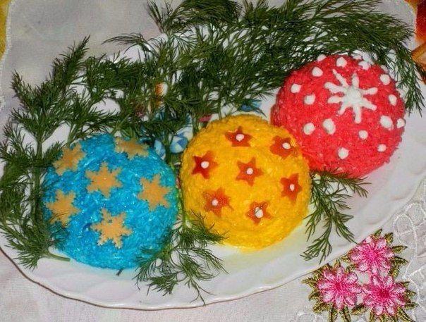 Топ-9 вкуснейших салатов к новогоднему столу. Обсуждение на LiveInternet - Российский Сервис Онлайн-Дневников