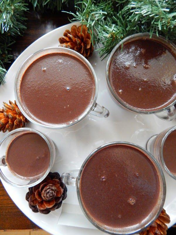 Ρόφημα αυθεντικής σοκολάτας
