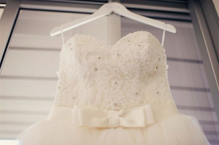Our Wedding : The Dress - Darb Bridal  Photographer: Todd Hunter McGaw