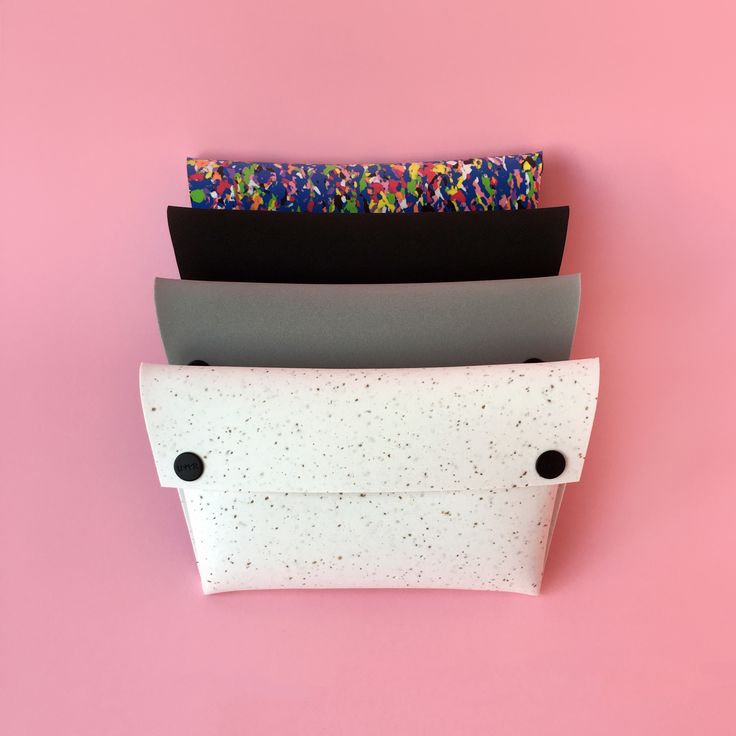 Can't choose a color? Get them all. #lommer #clutch #wallet #accessories #womensfashion