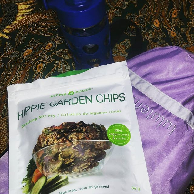 Ohhhh whose excited about yoga tonight?! Me! @hippiefoodsorganic is the perfect #snack before and after a great #hotyoga session just do it!  #trynatural #gardenchips thanks @socialnature !!! #vegan #vegetables #vegetarian #localcompany #vancouver #yvr #burnaby #eatyourgreens #healthy #healthfoods #superfood #hippie #organic #nongmo #realfood to bring more awareness I'll also tag #lululemon #seawheeze #yoga #yogi #betterforit #eatnatural #saje