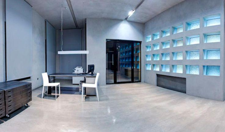KOURASANIT Thessaloniki #Kourasanit #WhenNatureDecorates #interiordesign #architecture #renovation #chic #offices #work #workplace