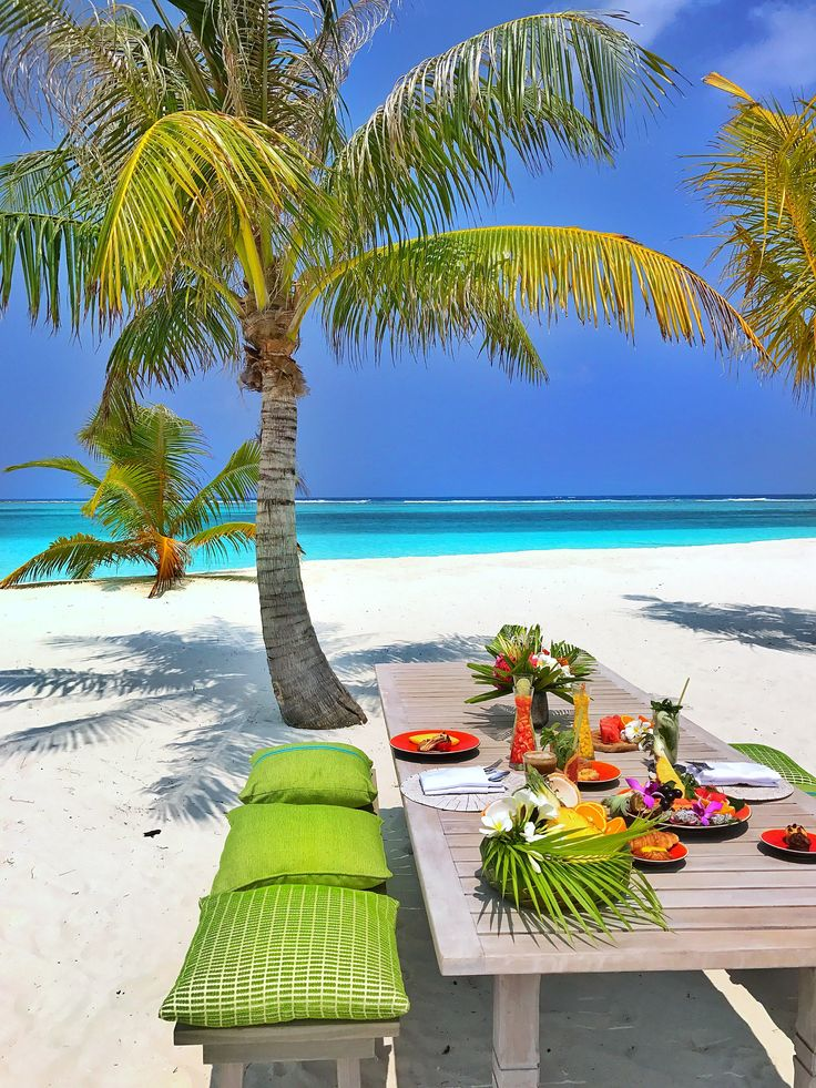 Hotel recommendation: Kanuhura, Maldives