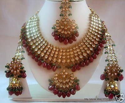 Bridal jewelry sets - 8 PHOTO!