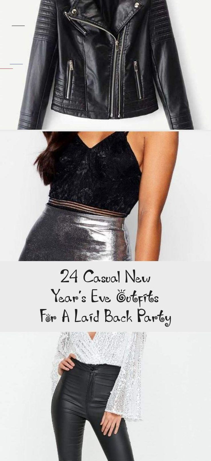 newyearseveoutfits in 2020 New years eve outfit casual