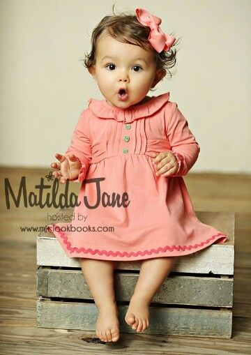 Matilda Jane - Friends Forever R3 - Philomena Dress and Diaper Cover - 6-12m ❤️❤️❤️