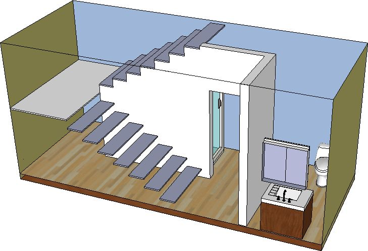 containerCore - Modular Housing Components Designed for Containers; Plans, Roofs, Footings, Floors, Cladding, Pre-fab