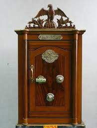 antique safe - Austrian safe
